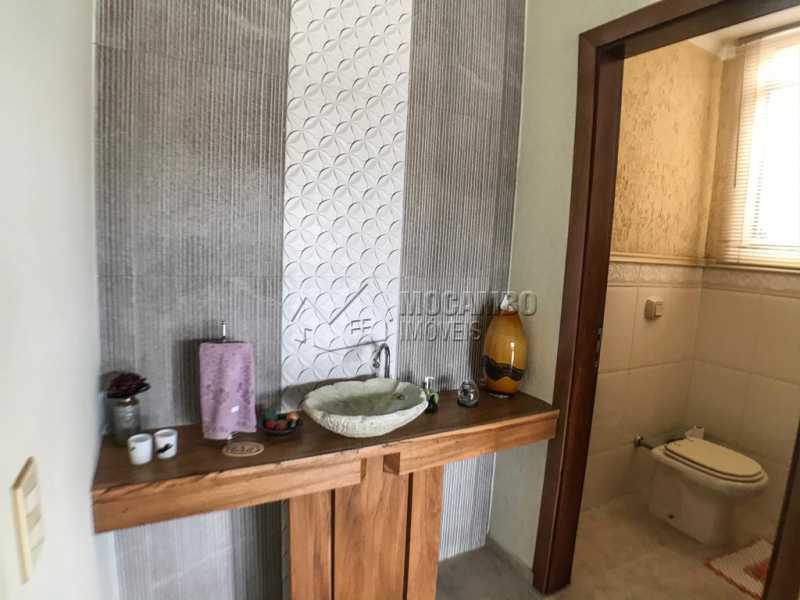 Lavabo - Casa em Condomínio 4 quartos à venda Itatiba,SP - R$ 1.990.000 - FCCN40147 - 8