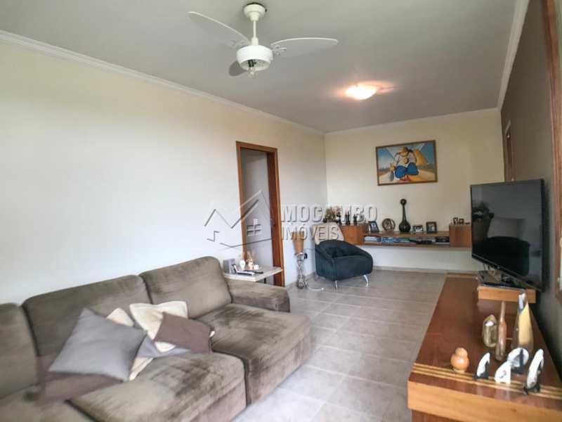 Sala de Televisão - Casa em Condomínio 4 quartos à venda Itatiba,SP - R$ 1.990.000 - FCCN40147 - 11