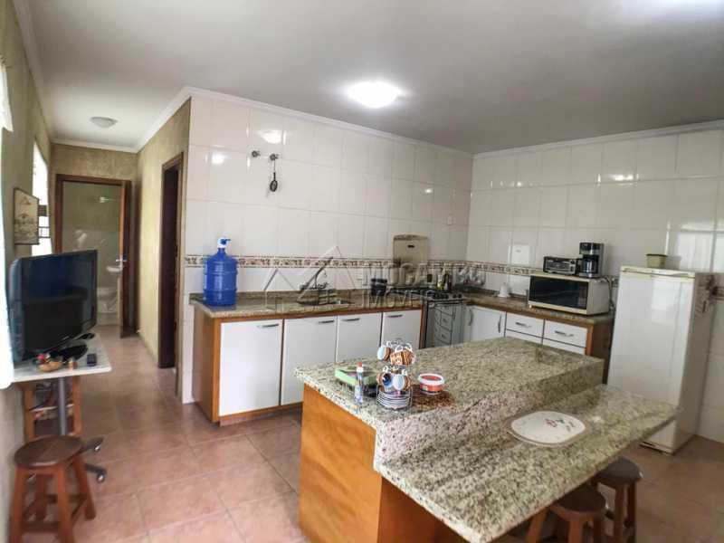Cozinha - Casa em Condomínio 4 quartos à venda Itatiba,SP - R$ 1.990.000 - FCCN40147 - 9