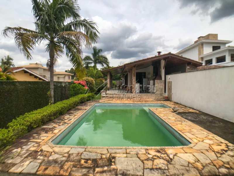 Piscina - Casa em Condomínio 4 quartos à venda Itatiba,SP - R$ 1.990.000 - FCCN40147 - 25