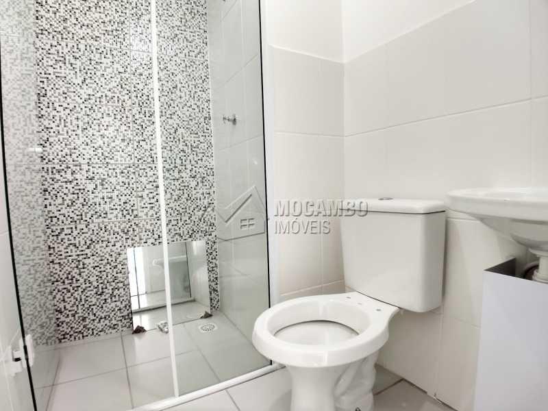 Banheiro Social - Apartamento Para Alugar - Itatiba - SP - Loteamento Santo Antônio - FCAP21042 - 8