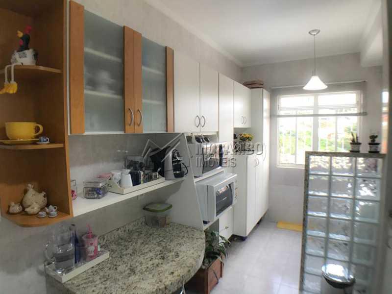 Cozinha - Apartamento 2 quartos à venda Itatiba,SP - R$ 295.000 - FCAP21043 - 6