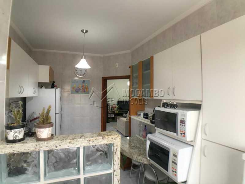 Cozinha - Apartamento 2 quartos à venda Itatiba,SP - R$ 295.000 - FCAP21043 - 9