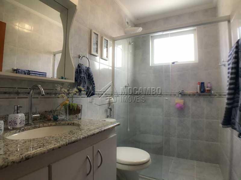 Banheiro - Apartamento 2 quartos à venda Itatiba,SP - R$ 295.000 - FCAP21043 - 13