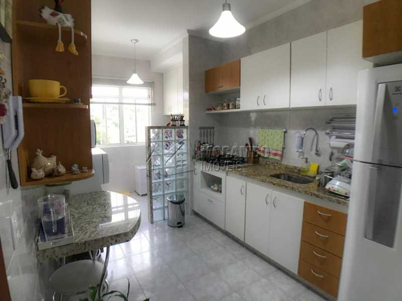 Cozinha - Apartamento 2 quartos à venda Itatiba,SP - R$ 295.000 - FCAP21043 - 7
