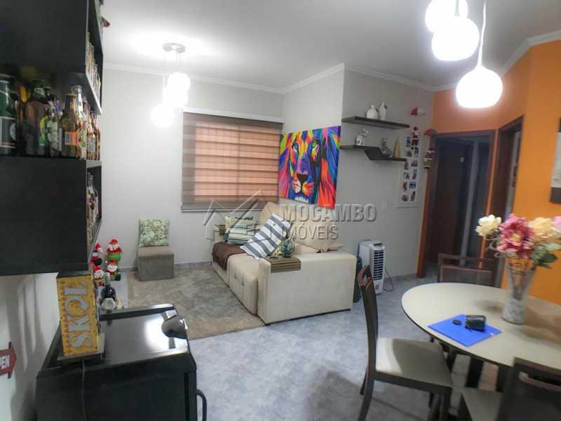 Sala - Apartamento 2 quartos à venda Itatiba,SP - R$ 295.000 - FCAP21043 - 5