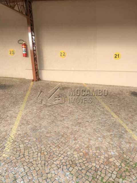 Garagem - Apartamento 2 quartos à venda Itatiba,SP - R$ 295.000 - FCAP21043 - 14