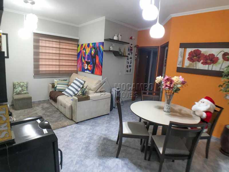 Sala - Apartamento 2 quartos à venda Itatiba,SP - R$ 295.000 - FCAP21043 - 1