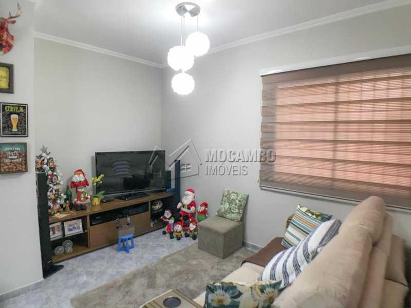 Sala - Apartamento 2 quartos à venda Itatiba,SP - R$ 295.000 - FCAP21043 - 3