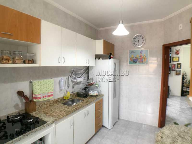 Cozinha - Apartamento 2 quartos à venda Itatiba,SP - R$ 295.000 - FCAP21043 - 8