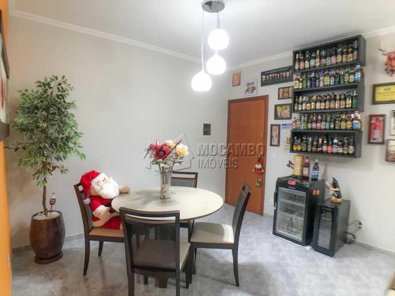 Sala - Apartamento 2 quartos à venda Itatiba,SP - R$ 295.000 - FCAP21043 - 4