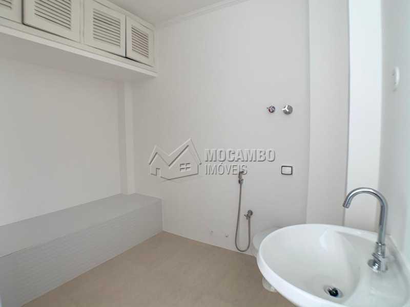 Banheiro - Apartamento Condomínio Edificio Brasul, Itatiba, Centro, SP À Venda, 3 Quartos, 117m² - FCAP30533 - 19