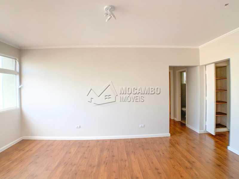 Sala - Apartamento Condomínio Edificio Brasul, Itatiba, Centro, SP À Venda, 3 Quartos, 117m² - FCAP30533 - 1