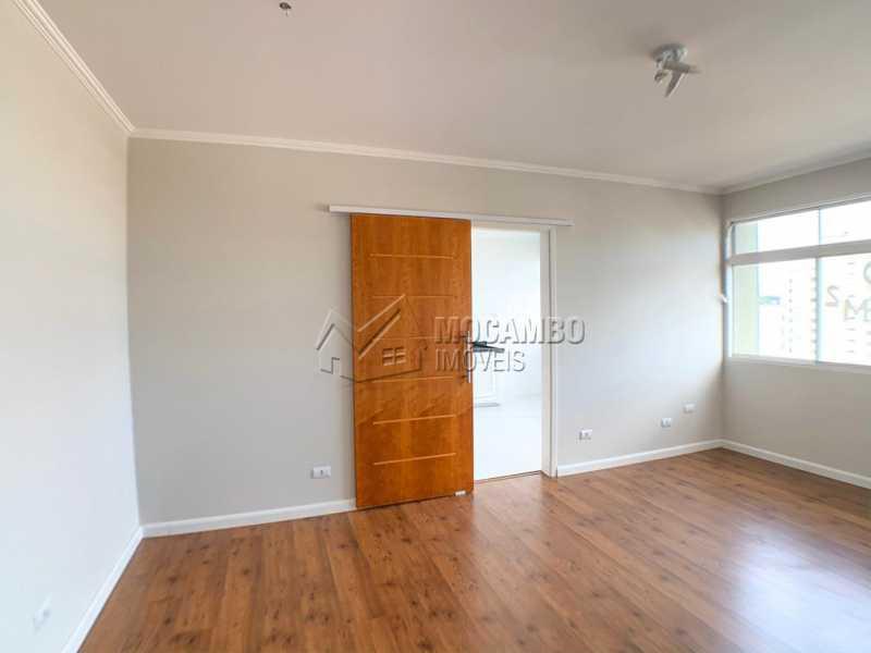 Sala - Apartamento Condomínio Edificio Brasul, Itatiba, Centro, SP À Venda, 3 Quartos, 117m² - FCAP30533 - 6