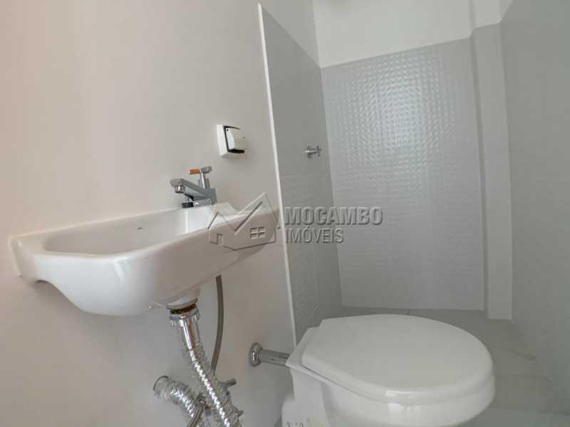 Banheiro - Apartamento Condomínio Edificio Brasul, Itatiba, Centro, SP À Venda, 3 Quartos, 117m² - FCAP30533 - 18