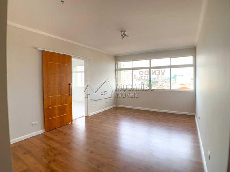 Sala - Apartamento Condomínio Edificio Brasul, Itatiba, Centro, SP À Venda, 3 Quartos, 117m² - FCAP30533 - 20