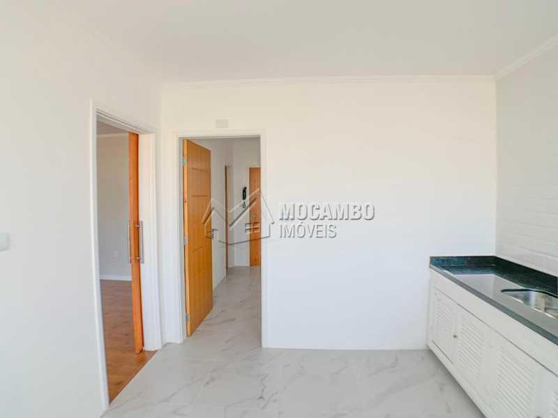 Cozinha - Apartamento Condomínio Edificio Brasul, Itatiba, Centro, SP À Venda, 3 Quartos, 117m² - FCAP30533 - 14
