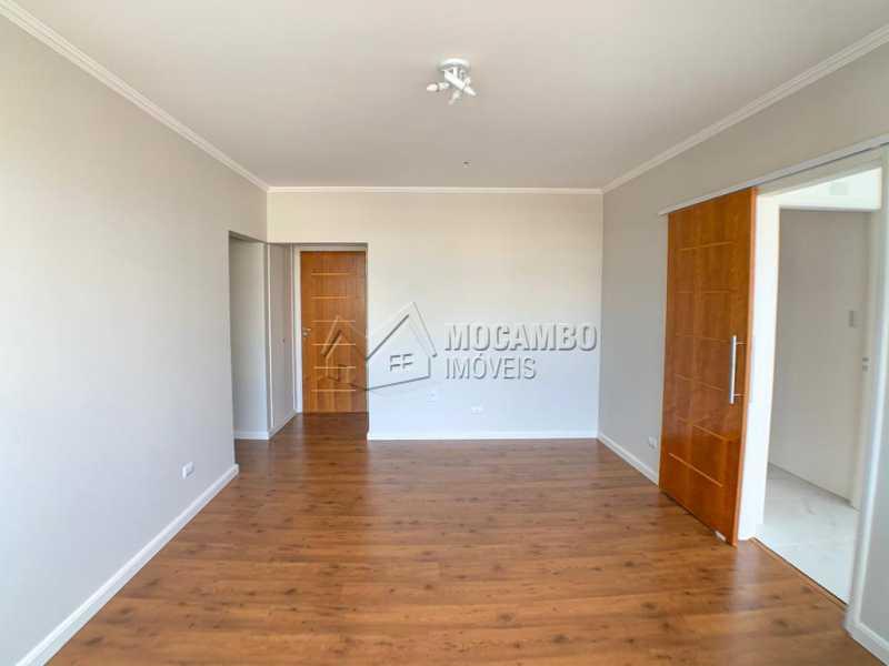 Sala - Apartamento Condomínio Edificio Brasul, Itatiba, Centro, SP À Venda, 3 Quartos, 117m² - FCAP30533 - 22