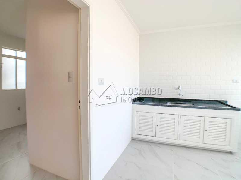 Cozinha - Apartamento Condomínio Edificio Brasul, Itatiba, Centro, SP À Venda, 3 Quartos, 117m² - FCAP30533 - 13