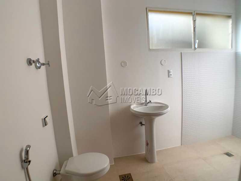 Banheiro - Apartamento Condomínio Edificio Brasul, Itatiba, Centro, SP À Venda, 3 Quartos, 117m² - FCAP30533 - 28