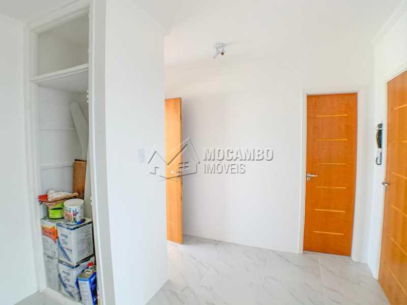 Despensa - Apartamento Condomínio Edificio Brasul, Itatiba, Centro, SP À Venda, 3 Quartos, 117m² - FCAP30533 - 27