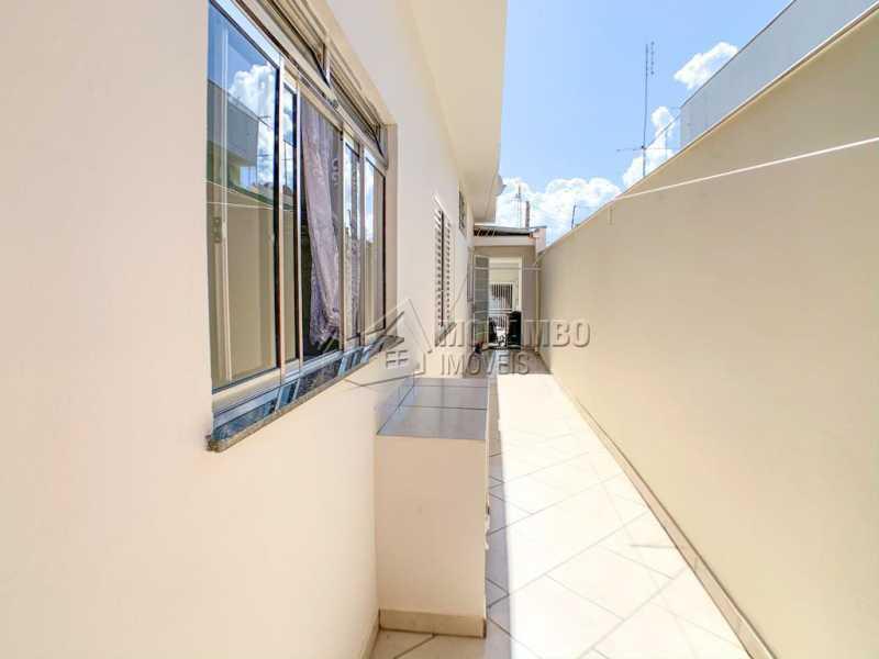 Lateral - Casa 2 Quartos À Venda Itatiba,SP - R$ 259.000 - FCCA21280 - 8