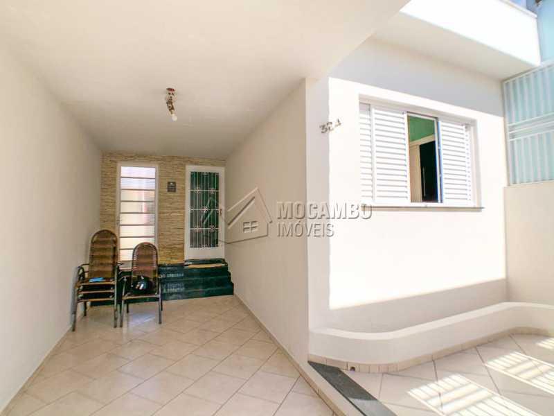 Garagem - Casa 2 Quartos À Venda Itatiba,SP - R$ 259.000 - FCCA21280 - 1