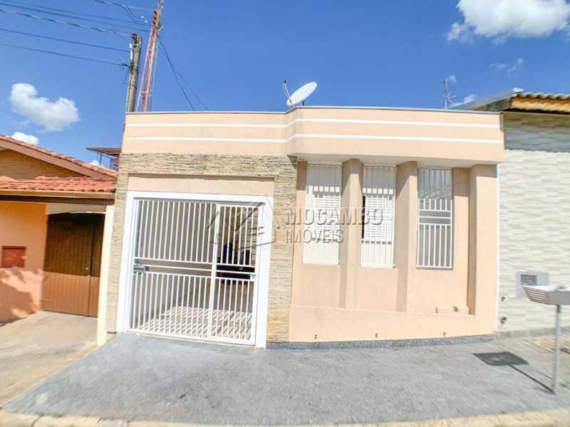 Fachada - Casa 2 Quartos À Venda Itatiba,SP - R$ 259.000 - FCCA21280 - 18