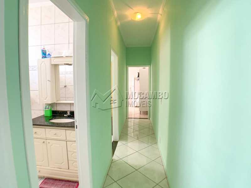 Corredor - Casa 2 Quartos À Venda Itatiba,SP - R$ 259.000 - FCCA21280 - 19