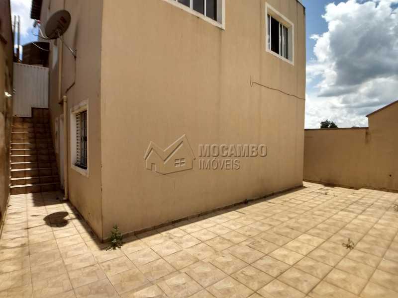 Quintal - Casa 2 quartos para alugar Itatiba,SP - R$ 900 - FCCA21282 - 8