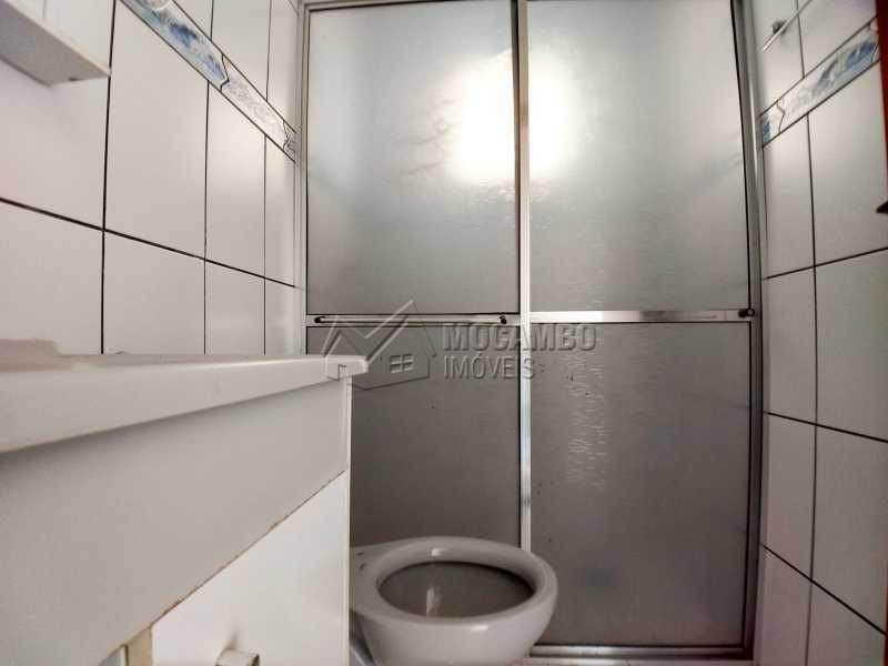 Banheiro Social - Casa 2 quartos para alugar Itatiba,SP - R$ 900 - FCCA21282 - 7