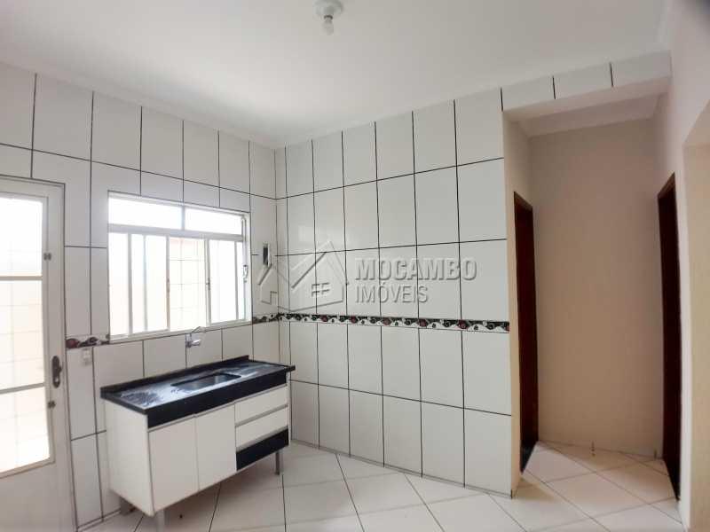 Cozinha - Casa 2 quartos para alugar Itatiba,SP - R$ 900 - FCCA21282 - 6