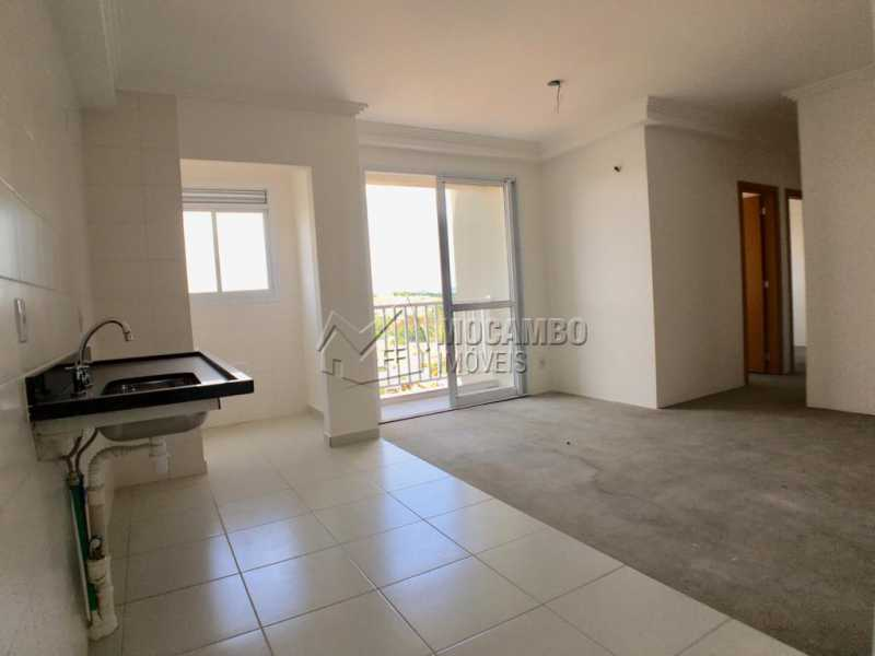 Cozinha - Apartamento 3 quartos à venda Itatiba,SP - R$ 440.000 - FCAP30535 - 1