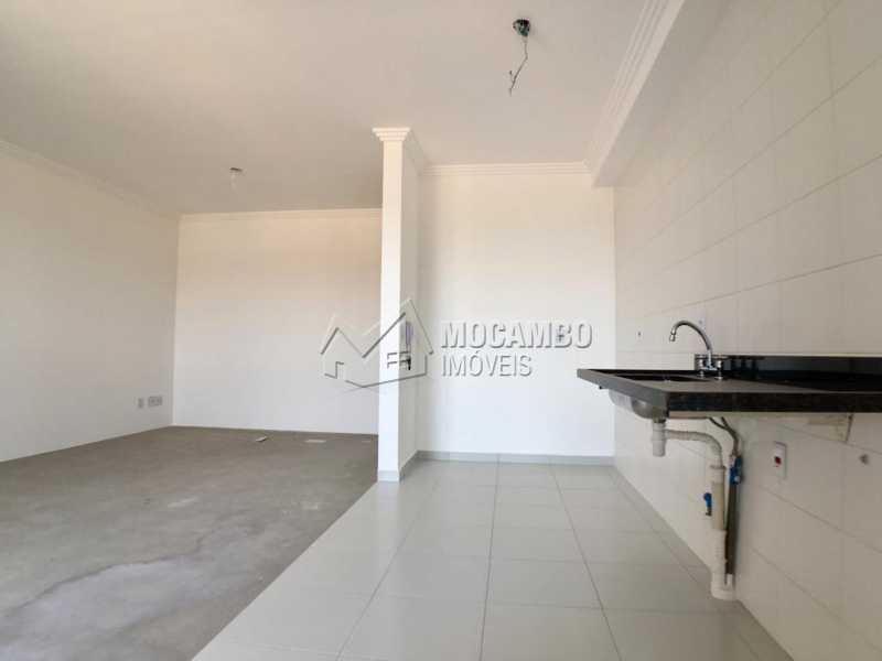 Cozinha - Apartamento 3 quartos à venda Itatiba,SP - R$ 440.000 - FCAP30535 - 3
