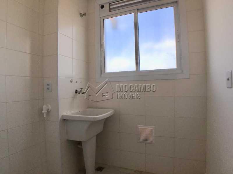 Lavanderia - Apartamento 3 quartos à venda Itatiba,SP - R$ 440.000 - FCAP30535 - 4