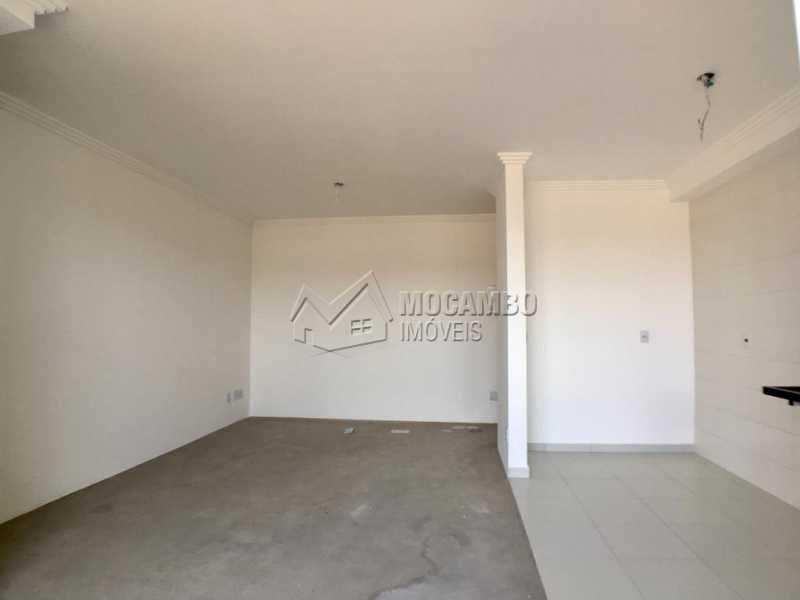 Sala - Apartamento 3 quartos à venda Itatiba,SP - R$ 440.000 - FCAP30535 - 5