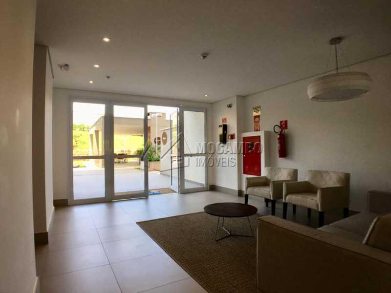 Hall de entrada - Apartamento 3 quartos à venda Itatiba,SP - R$ 440.000 - FCAP30535 - 14