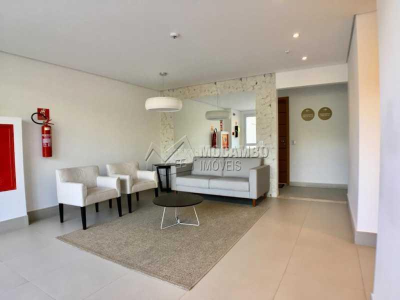 Hall de entrada - Apartamento 3 quartos à venda Itatiba,SP - R$ 440.000 - FCAP30535 - 15