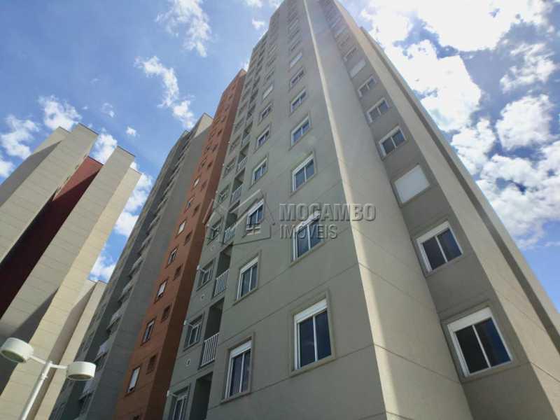 Fachada - Apartamento 3 quartos à venda Itatiba,SP - R$ 440.000 - FCAP30535 - 20
