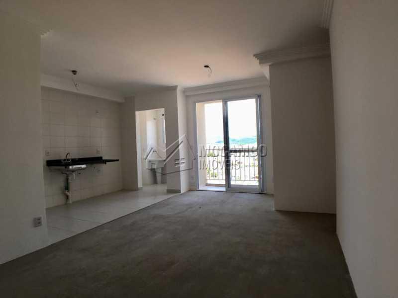 Sala - Apartamento 3 quartos à venda Itatiba,SP - R$ 440.000 - FCAP30535 - 6