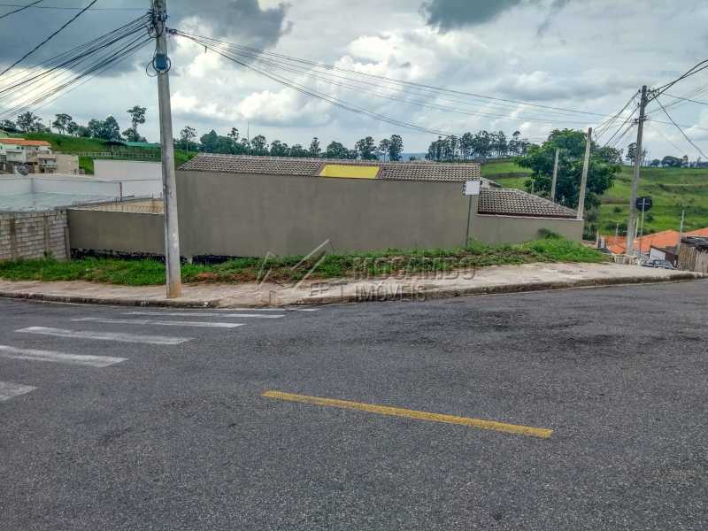 Lateral - Terreno 219m² à venda Itatiba,SP - R$ 114.000 - FCUF01302 - 3