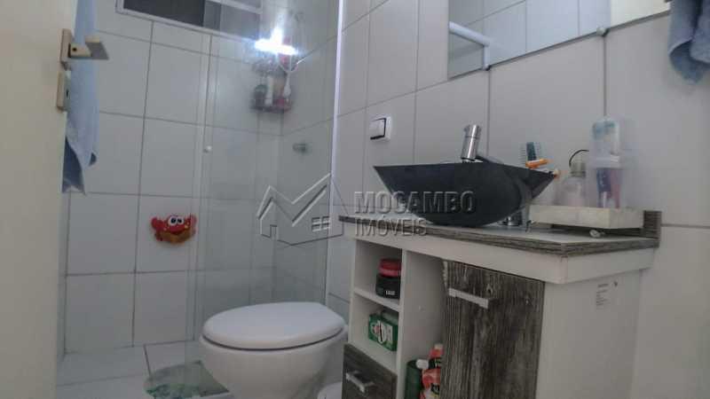 Edifício Hércules - Apartamento 2 quartos à venda Itatiba,SP - R$ 195.000 - FCAP21050 - 9