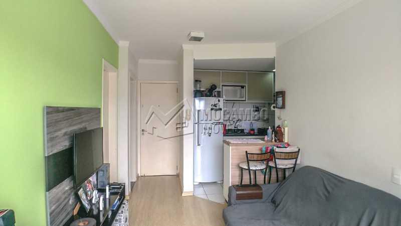 Edifício Hércules - Apartamento 2 quartos à venda Itatiba,SP - R$ 195.000 - FCAP21050 - 5