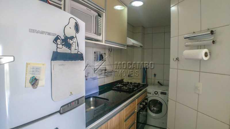 Edifício Hércules - Apartamento 2 quartos à venda Itatiba,SP - R$ 195.000 - FCAP21050 - 6
