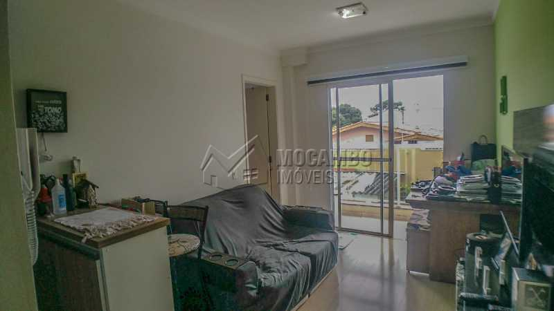 Edifício Hércules - Apartamento 2 quartos à venda Itatiba,SP - R$ 195.000 - FCAP21050 - 4