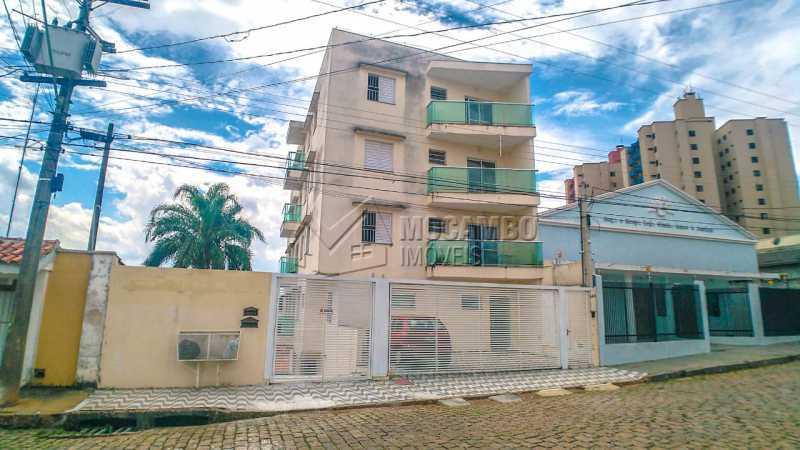 Edifício Hércules - Apartamento 2 quartos à venda Itatiba,SP - R$ 195.000 - FCAP21050 - 1