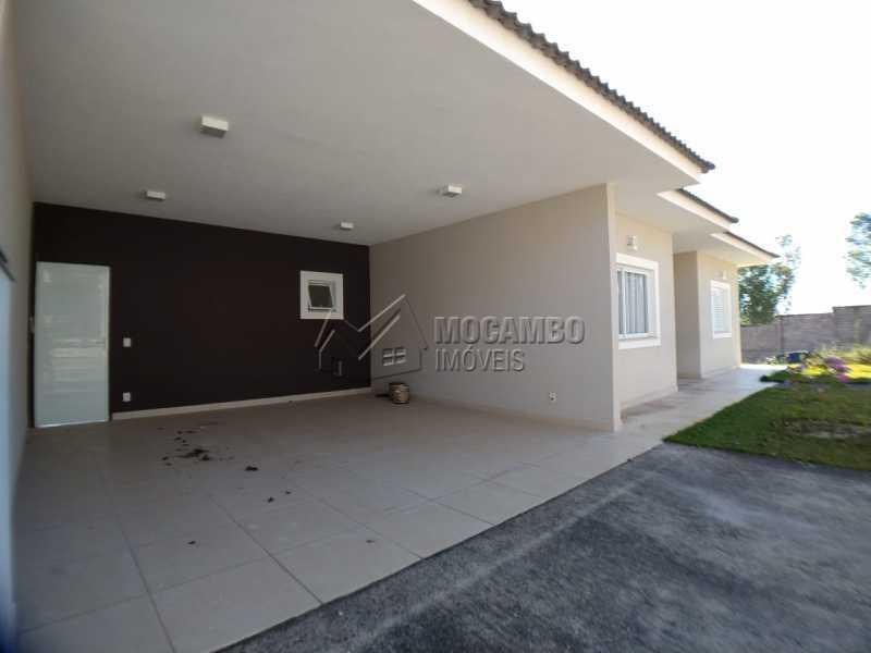 Garagem  - Casa em Condomínio 3 quartos à venda Itatiba,SP - R$ 850.000 - FCCN30437 - 1