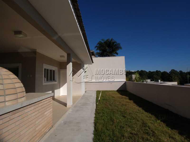 Quintal - Casa em Condomínio 3 quartos à venda Itatiba,SP - R$ 850.000 - FCCN30437 - 17