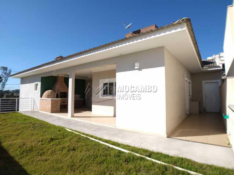 Quintal - Casa em Condomínio 3 quartos à venda Itatiba,SP - R$ 850.000 - FCCN30437 - 18