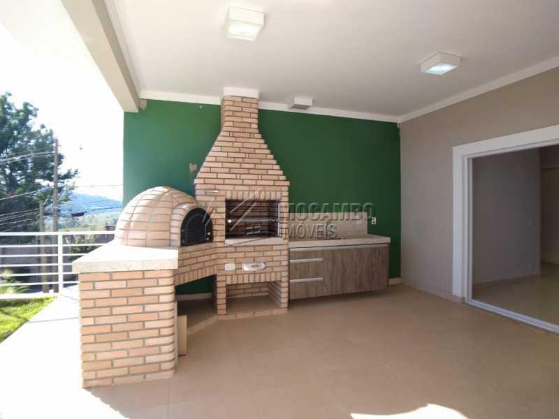 Área Gourmet - Casa em Condomínio 3 quartos à venda Itatiba,SP - R$ 850.000 - FCCN30437 - 19